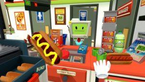 job simulator - symulator pracy w świecie robotów