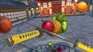 atrakcje dla dzieci ciecie owoców