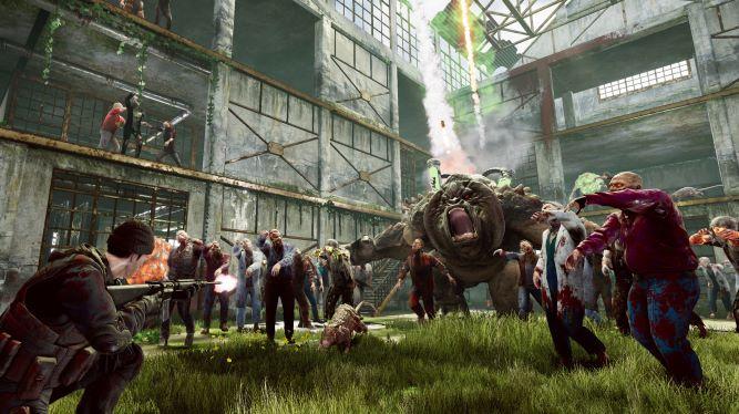 rozrywka dla dorosłych walka przeciwko zombie